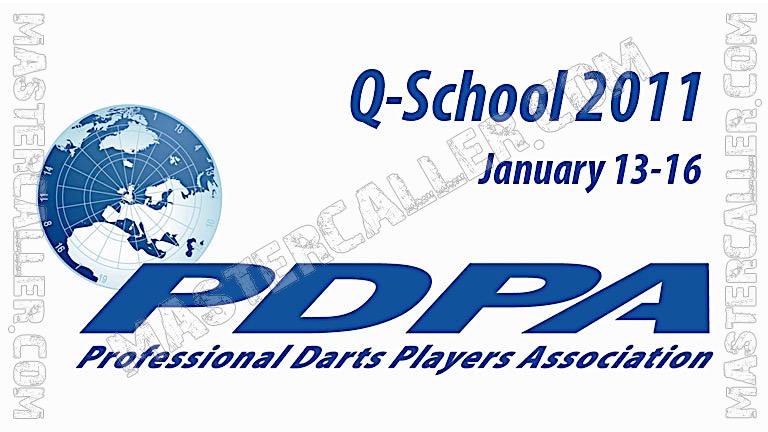 Q-School - 2011-02 Logo