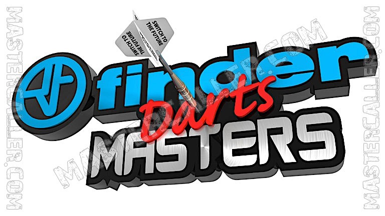Finder Darts Masters Men - 2016 Logo