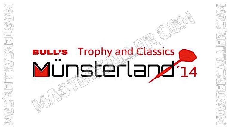 Munsterland Trophy Ladies - 2014 Logo