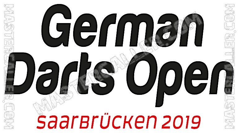 German Darts Open Qualifiers - 2019 East EU Logo