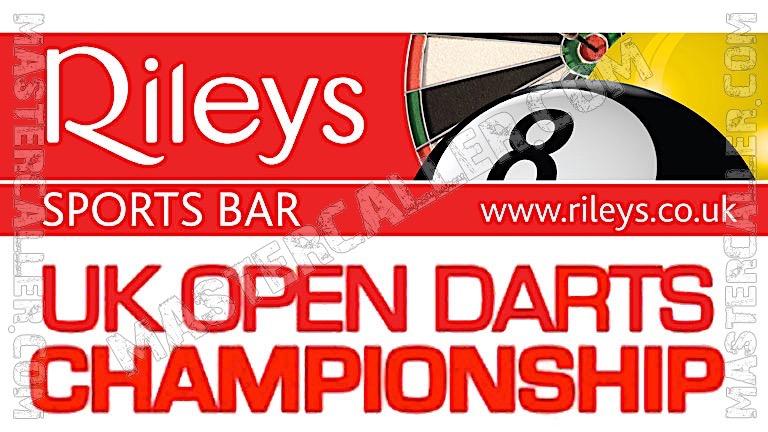 UK Open - 2010 Logo