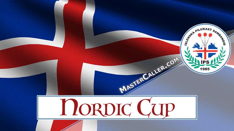 Nordic Cup Men Singles - 1995 Logo