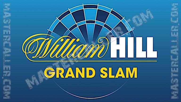 Grand Slam of Darts - 2013 Logo