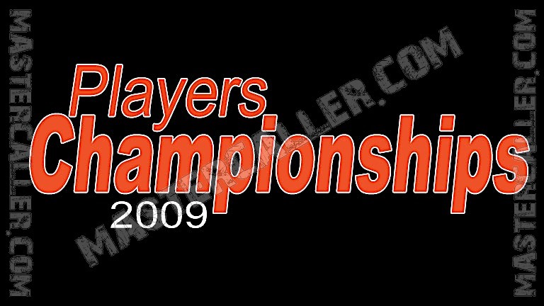 Players Championships - 2009 PC 19 Las Vegas Logo