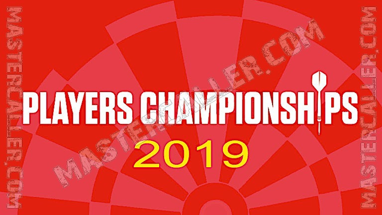Players Championships - 2019 PC 01 Wigan Logo