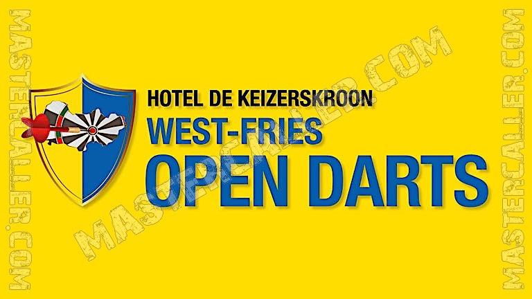 West Fries Open Men - 2018 Logo