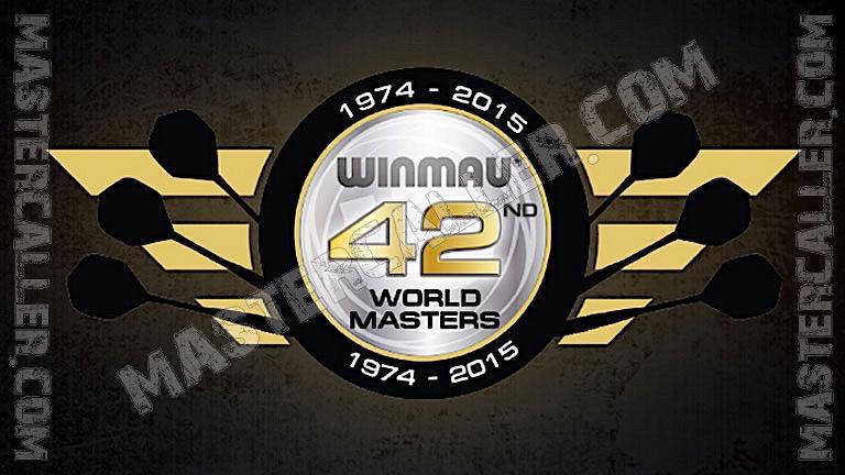 World Masters Boys - 2015 Logo