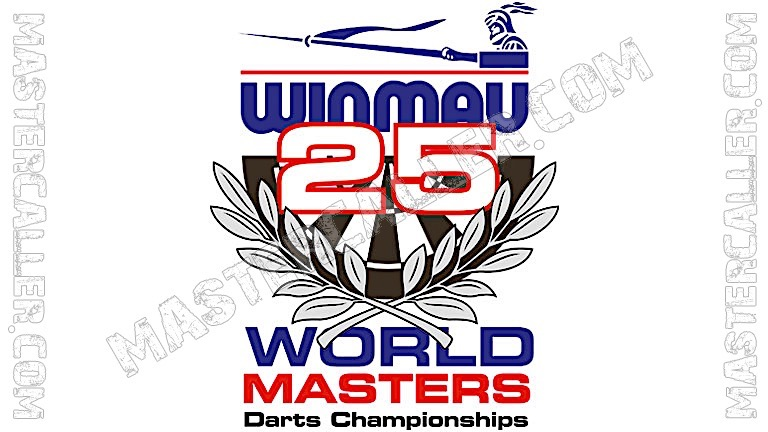 World Masters Men - 1998 Logo