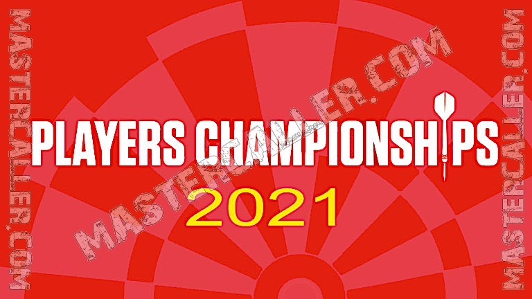 Players Championships - 2021 PC 20 Coventry Logo