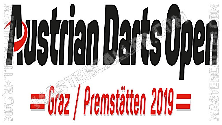 Austrian Darts Open Qualifiers - 2019 N&B Logo