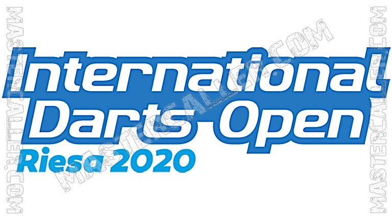 International Darts Open Qualifiers - 2020 EU ASM Logo