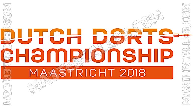 Dutch Darts Championship - 2018 Logo