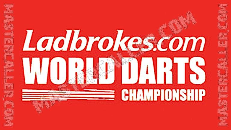 PDC World Championship - 2004 Logo