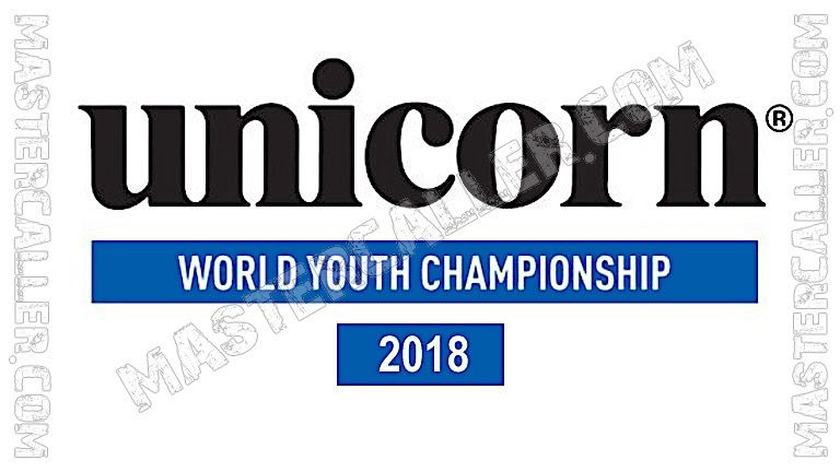 PDC World Championship Youth - 2018 Logo