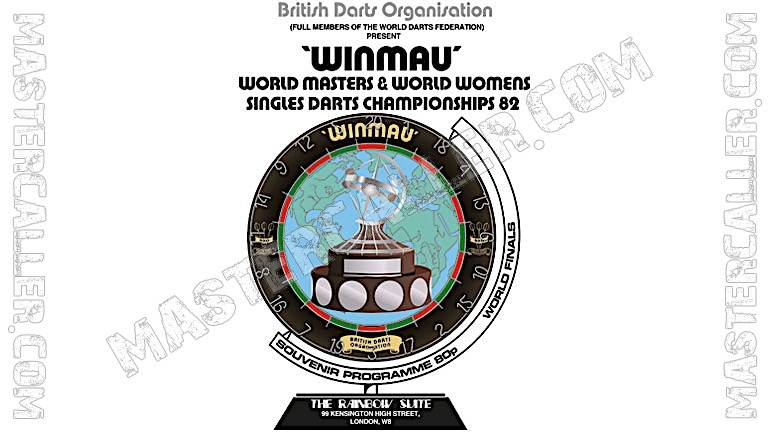 World Masters Men - 1982 Logo