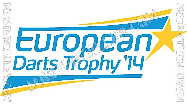 European Darts Trophy - 2014 Logo