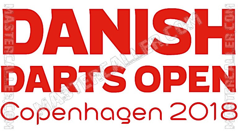 Danish Darts Open - 2018 Logo