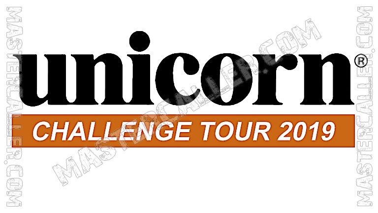 PDC Challenge Tour - 2019 CT 20 Wigan Logo