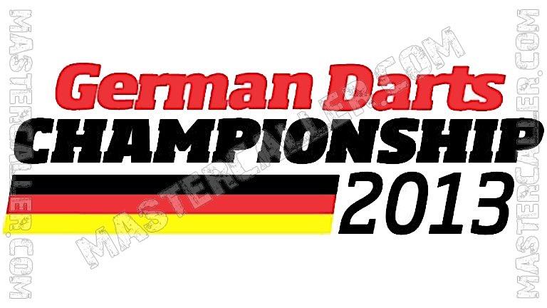 German Darts Championship - 2013 Logo