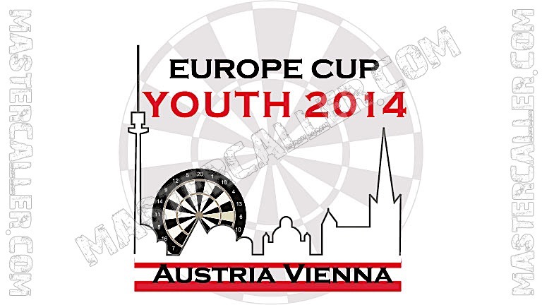 WDF Europe Cup Youth Boys Pairs - 2014 Logo