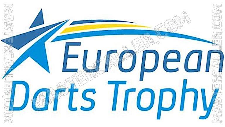 European Darts Trophy - 2013 Logo