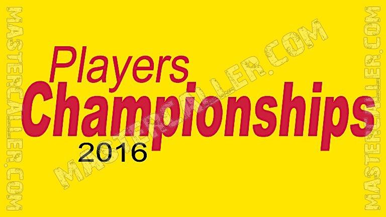 Players Championships - 2016 PC 07 Barnsley Logo