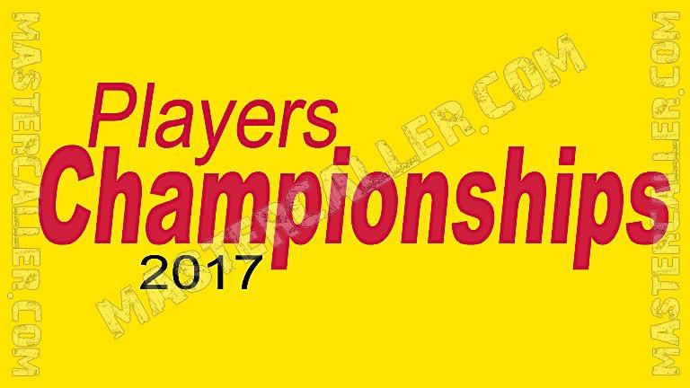 Players Championships - 2017 PC 09 Wigan Logo