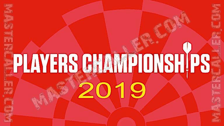 Players Championships - 2019 PC 30 Barnsley Logo