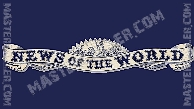 News of the World - 1975 Logo