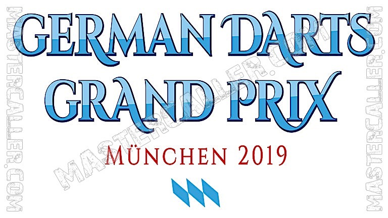 German Darts Grand Prix - 2019 Logo
