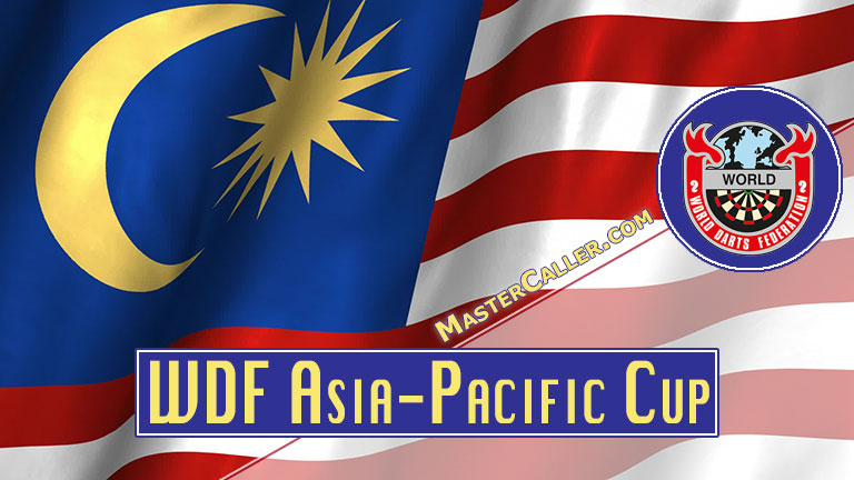 WDF Asia-Pacific Cup Team Event - 2006 Logo