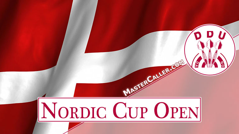 Nordic Cup Open Men - 1984 Logo