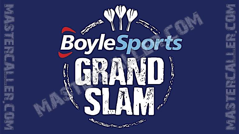 Grand Slam of Darts - 2019 Logo