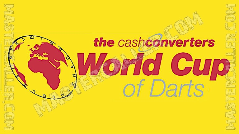 PDC World Cup - 2010 Logo