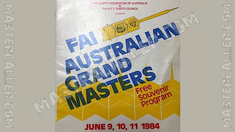 Australian Grand Masters Women - 1984 Logo