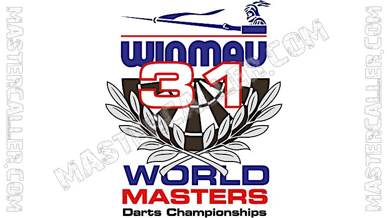 World Masters Men - 2004 Logo