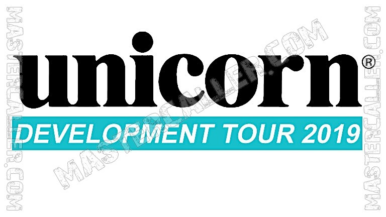 PDC Youth/Development Tour - 2019 DT 18 Wigan Logo