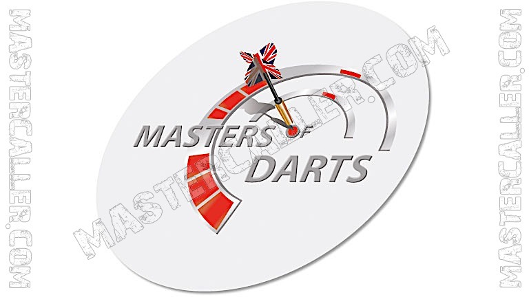 Masters of Darts - 2005 Logo