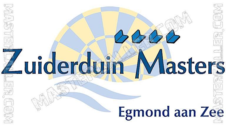 Finder Darts Masters Men - 2008 Logo