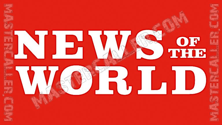 News of the World - 1997 Logo