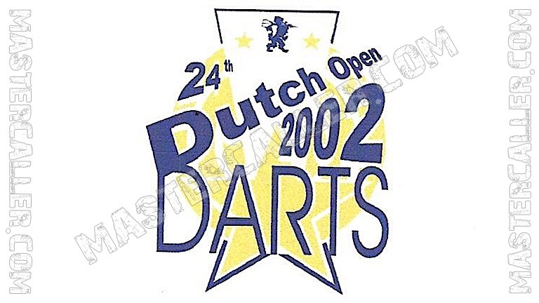 Dutch Open Men - 2002 Logo