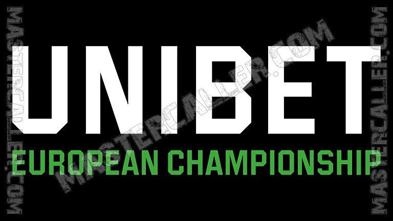 European Championships - 2018 Logo