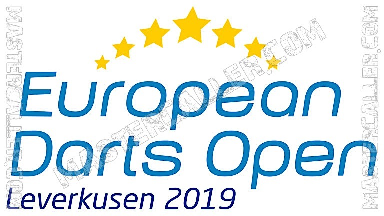 European Darts Open Qualifiers - 2019 EU TCH Logo