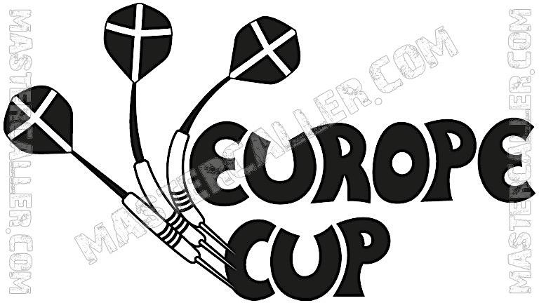 WDF Europe Cup Men Teams - 1994 Logo