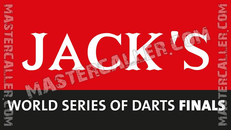World Series of Darts Finals - 2021 Logo