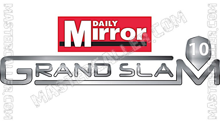 Grand Slam of Darts - 2010 Logo