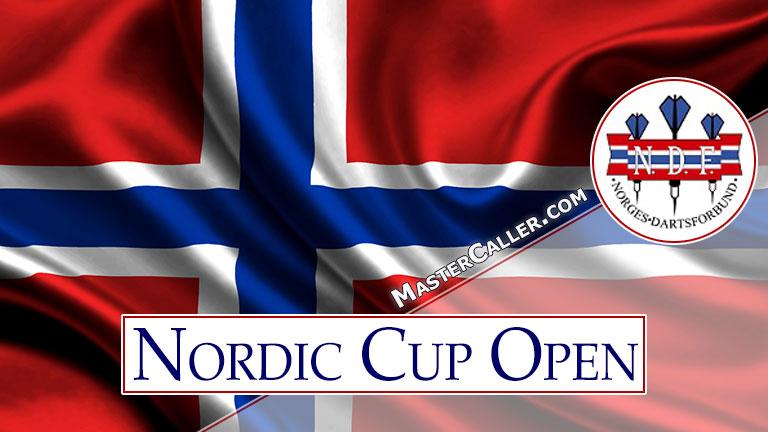 Nordic Cup Open Men - 1987 Logo