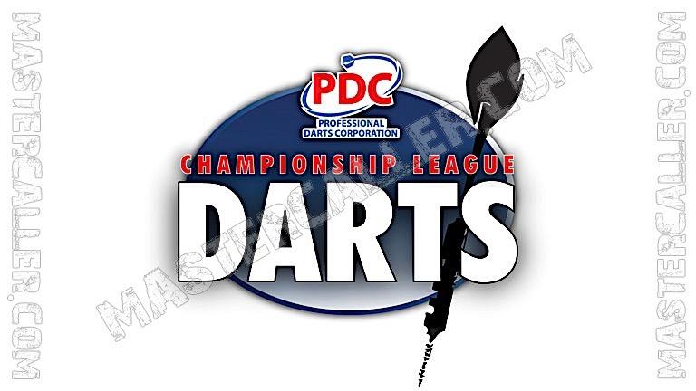 Championship League of Darts - 2008 Logo
