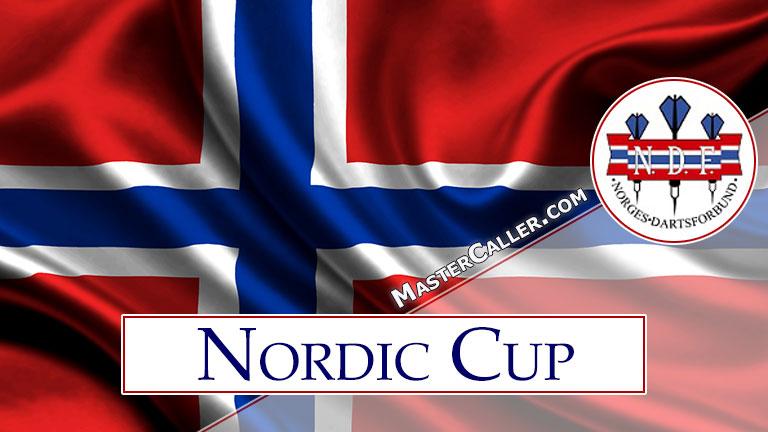 Nordic Cup Men Singles - 1991 Logo