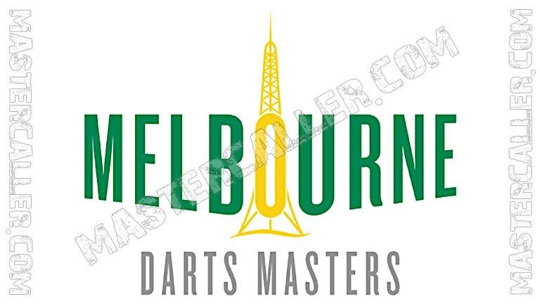 Melbourne Darts Masters - 2018 Logo